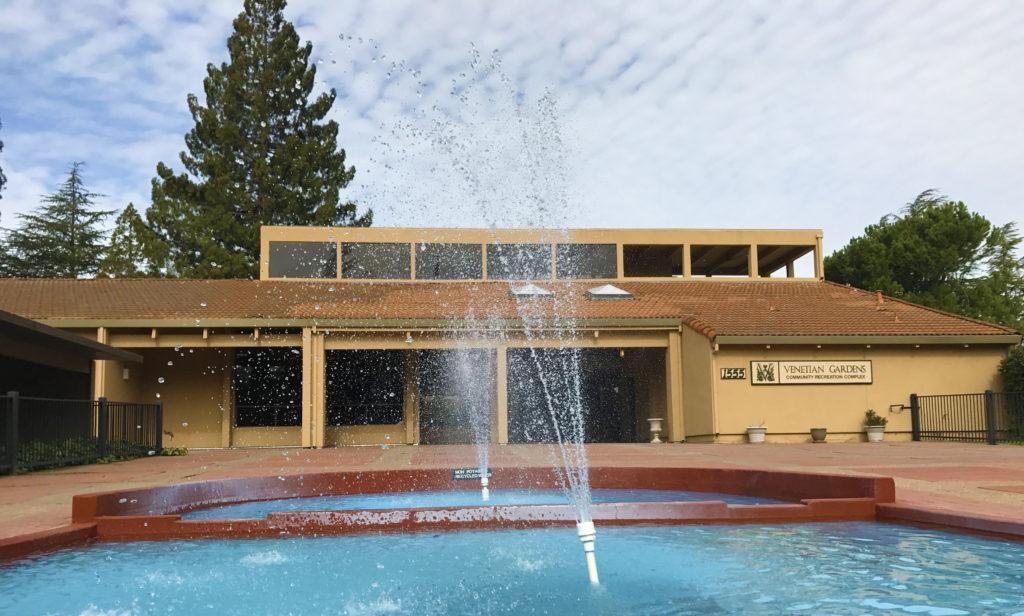Clubhouse Venetian Gardens Hoa Stockton California